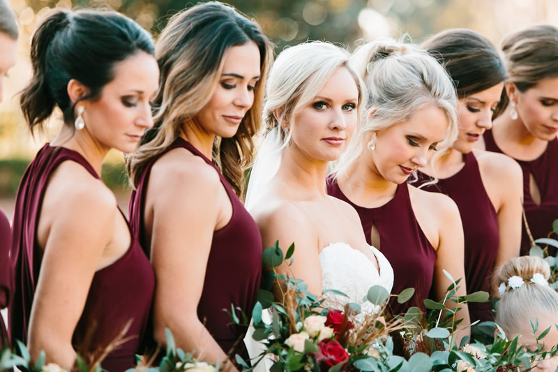 Bridesmaid Dress Order Form