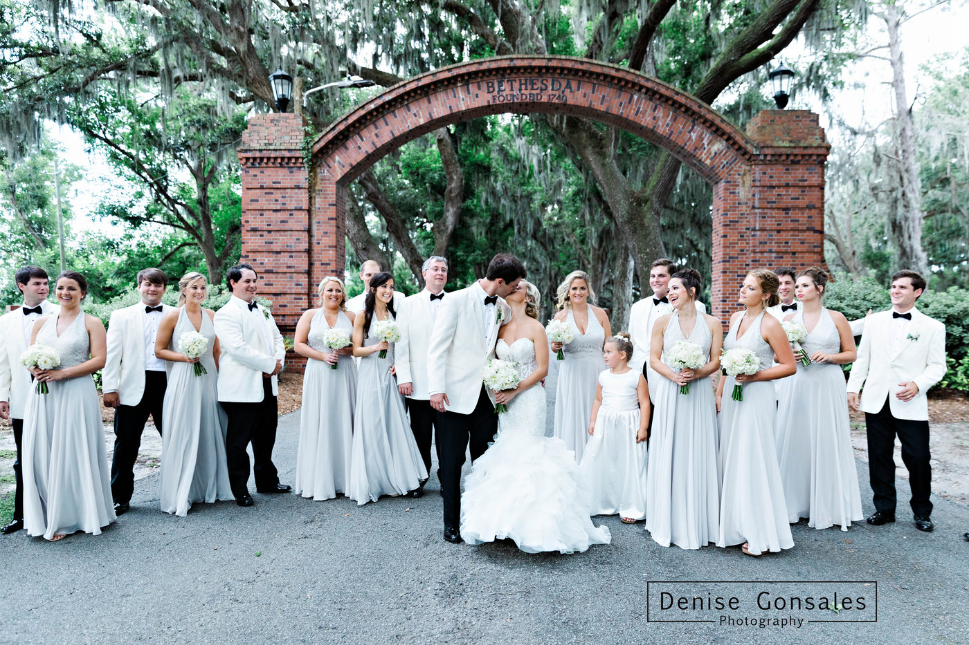 Suzanne + Will Brinson Wedding